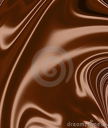 Free Chocolate Or Coffee Swirls Stock Images - 5182034