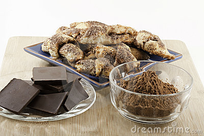 Chocolate Rugelach