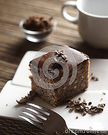Chocolate suffle