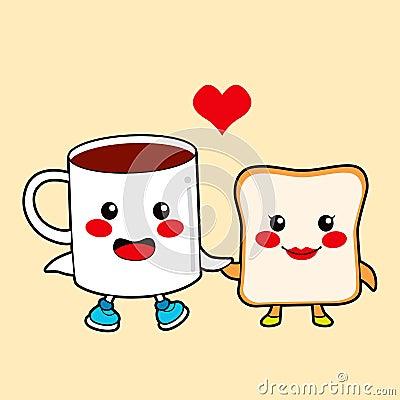 Chocolate and Toast