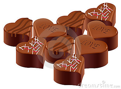 Chocolate,valentine s day