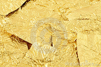 Chocolate Wrappers gold
