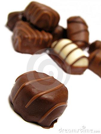 Free Chocolates Royalty Free Stock Photo - 257445