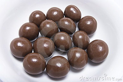 Chocolates in Bowl