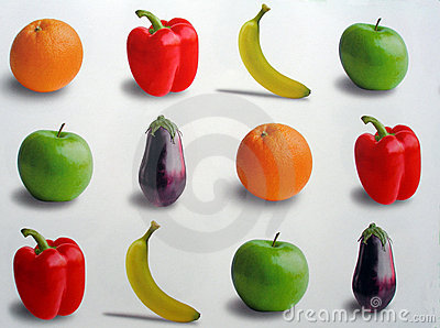 Choice of fruit