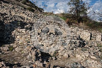 Choirokoitia Unesco site in Cyprus