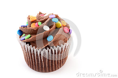 Chokladmuffin