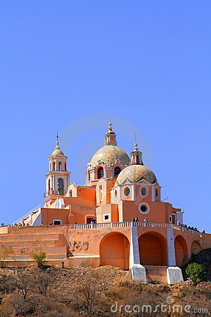 Cholula convent