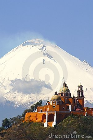 Free Cholula I Stock Photography - 13000052
