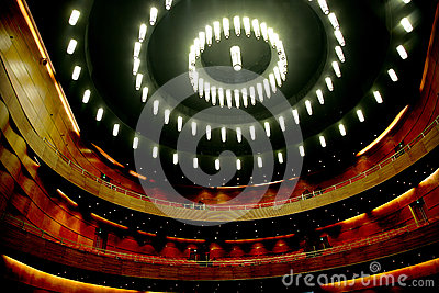 Chongqing Grand Theatre dome