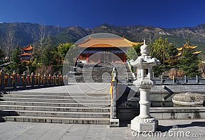 Chongsheng temple, Dali, China