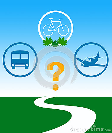 Choose eco transportation