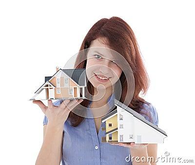 Choose house
