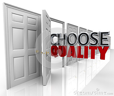 Choose Quality Many Doors Choice