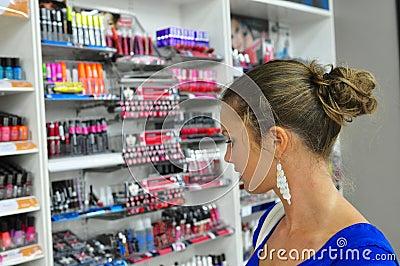 Choosing Cosmetics