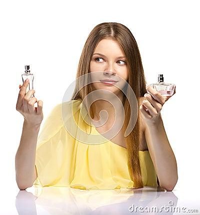 Choosing perfume
