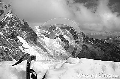 Chopicalqui peak