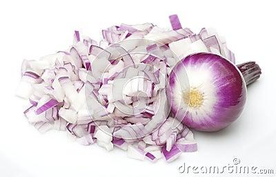 Chopped & Full Onion
