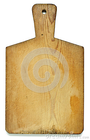 Free Chopping Board Stock Image - 27931811