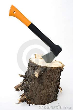 Free Chopping Wood Stock Images - 693814