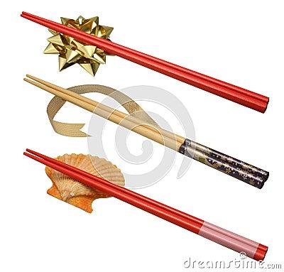 Chopsticks.