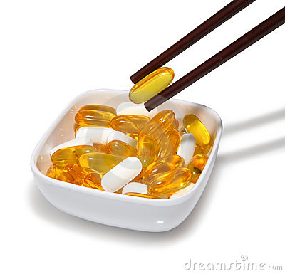 Chopsticks and Pills