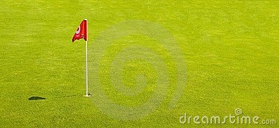 Chorągwiany golf