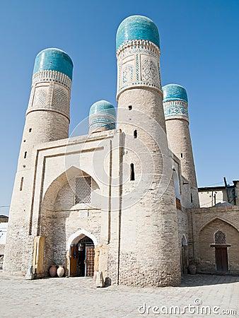 Chor-Minor minaret