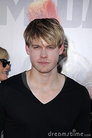 Chord Overstreet Editorial Photo