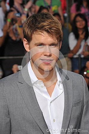 Chord Overstreet Editorial Image