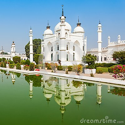 Free Chota Imambara, Lucknow Royalty Free Stock Photos - 114069418