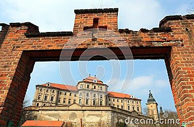 Chotesov monastery