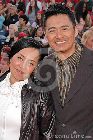 Chow Yun Fat,  Editorial Stock Image