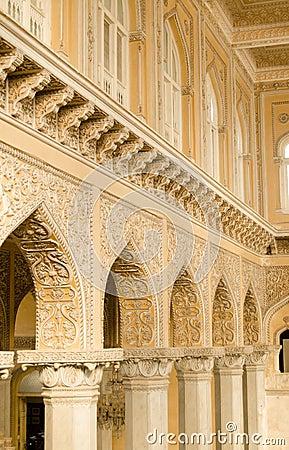 Chowmahalla Palace detail