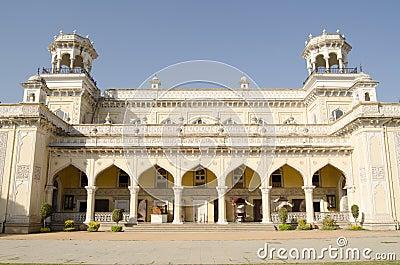 Chowmahalla Palace Facade