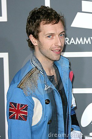 Chris Martin Editorial Stock Photo