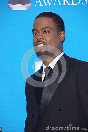 Chris Rock Editorial Photo