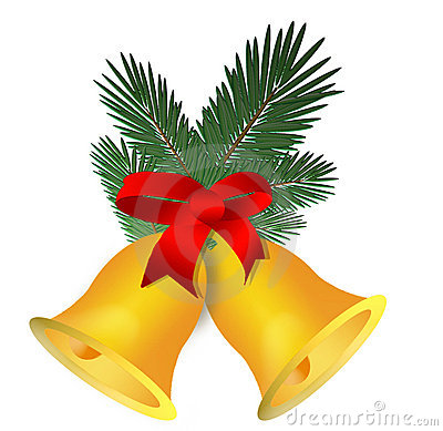 Chrismas decorations bells