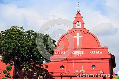 Christ Church Melaka