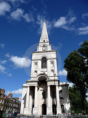 Christ Church Spitalfields 4