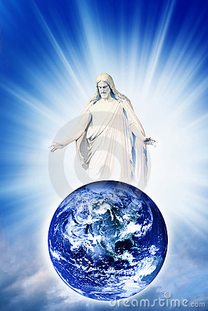 Free Christ Love For Earth Royalty Free Stock Images - 10816729