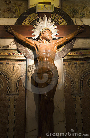 Free Christ On The Cross Stock Images - 10365384