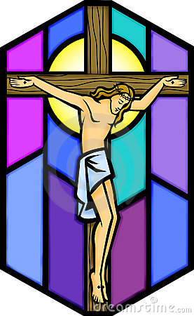 Free Christ On The Cross Royalty Free Stock Images - 520049