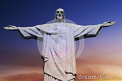 Christ the Redeemer on Corcovado Mountain, Rio de