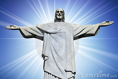 Christ the Redeemer on Corcovado Mountain, Rio de