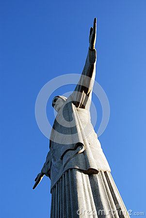 Christ the Redeemer (Cristo Redentor) Rio, Brazil