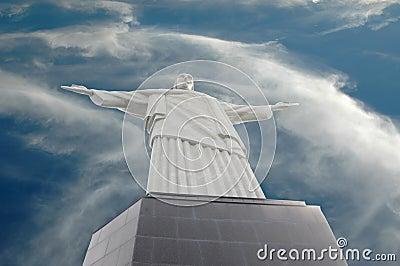 Christ the Redeemer, Rio de Janeiro, Brazil.