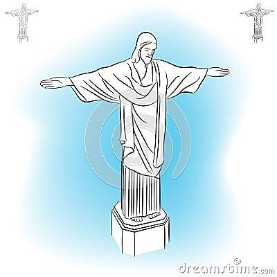 Christ Redeemer Statue.