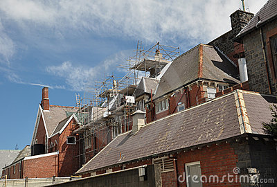 Christ s College Earthquake Repairs Editorial Photography