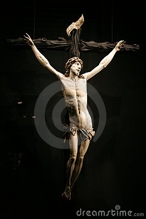 Free Christ Sculpture Royalty Free Stock Photography - 3931647